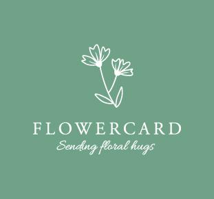 Flowercard brand logo